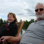 Christine und Erich Wittich