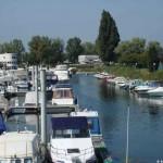 Yachthafen Fuchs in Breisach (F)