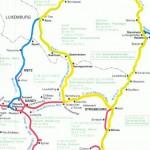 MS Sydney Route 2012