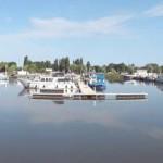 Hafen Auxonne