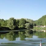 Besançon in Sicht