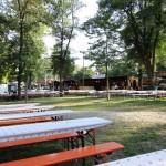 Festplatz Weinfest Breisach