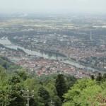 Heidelberg und Neckar