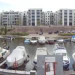 Hafenanlage Winterhafen Mainz