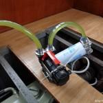 Filteranlage für Dieseltank - Homemade