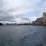 Industriehafen Mulhouse ohne Schiffe